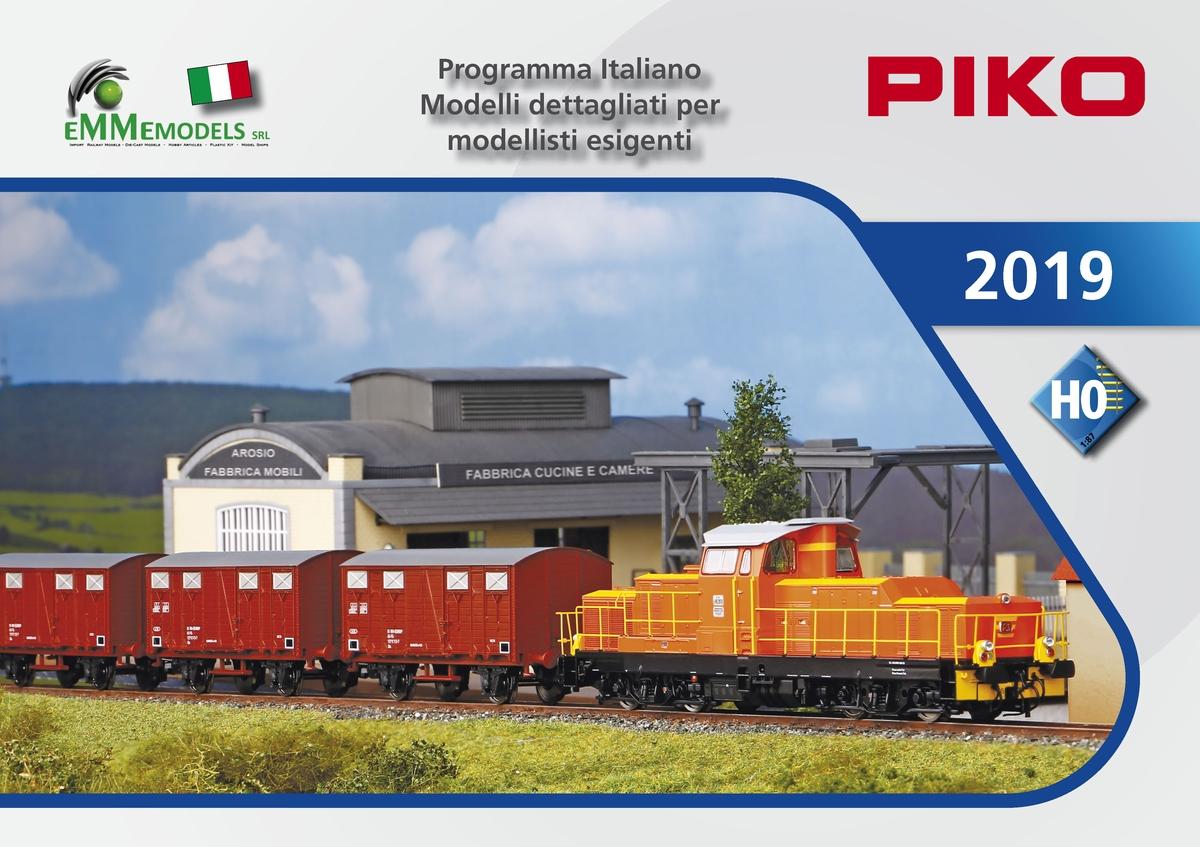 piko spielwaren gmbh piko highlights italy 2019